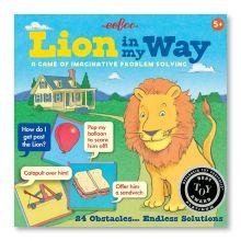 Spill - En løve på min vei