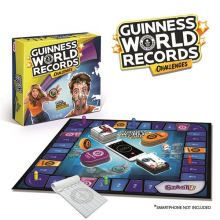 Spill - Guinness World Records