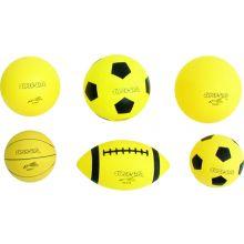 Sportsball - super sikre, 6 stk