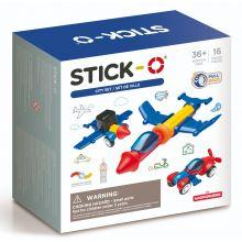 Stick-O - Transport, 16 deler