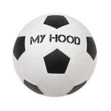 Streetfotball i gummi - Str. 5