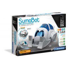 SumoBot - Roboten som aldri faller ned