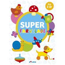 Super Fargelade - Fra 2 år