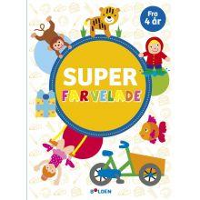 Super Fargelade - Fra 4 år