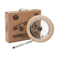 Trybike tilbehør - Ekstra hjul, Lys beige