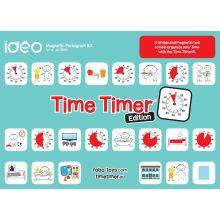 Time Timer - Magnetiske piktogrammer, Startsett