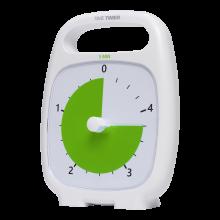 Time Timer PLUS Hvit (14x18 cm.) - 5 min.