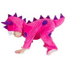 Utkledning - Baby heldrakt, Pink monster