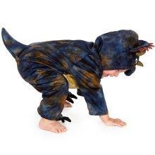 Utkledning - Baby heldrakt, Triceratops