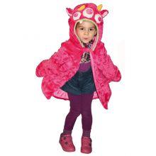Utkledning - Kappe, pink monster