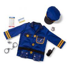 Kostyme - Politibetjent