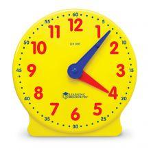 Klokke - 12 timers med minuttvisning