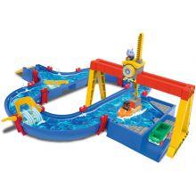 Vannbane AquaPlay - Containerhavn,  37 deler