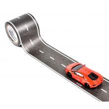 Vejbane på rulle - 5 cm x 10 meter