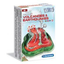 Vulkaner & Jordskjelv