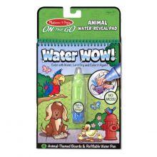Water Wow, Mal med vann - Dyr