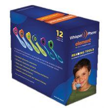 WhisperPhone - Element sett m. 12 stk.