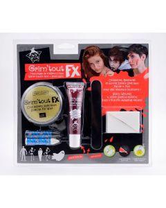 Ansiktsfarge - Special Effects Kit