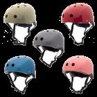 Cykelhjelm - CoConuts Medium 53-58 cm. - Ensfarget