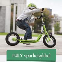 PUKY sparkesykkel