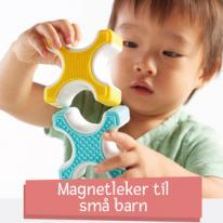 Magnetleker til små barn