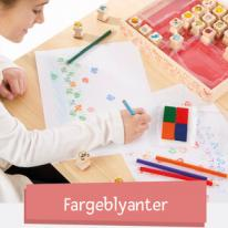 Fargeblyanter