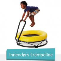 Innendørs trampolin