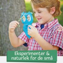 Eksperimenter & Naturlek for de små
