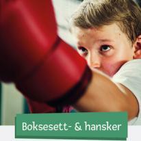 Boksesett- & Hansker