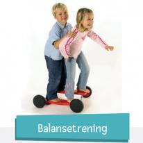 Balansetrening