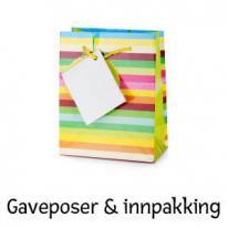 Gaveposer & innpakking