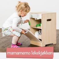 MaMaMeMo - Lekekjøkken