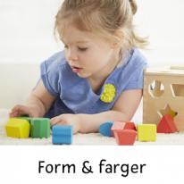 Form & Farger