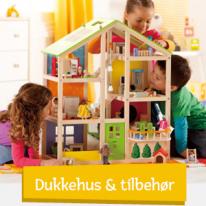 Dukkehus & tilbehør
