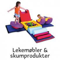 Lekemøbler & Skumprodukter