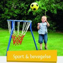 Sport & Bevegelse 2-4 år