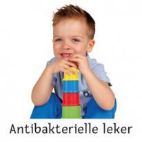 Antibakterielle leker