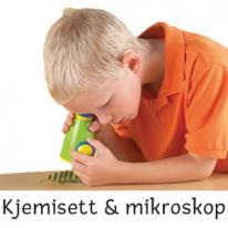 Kjemisett & Mikroskop