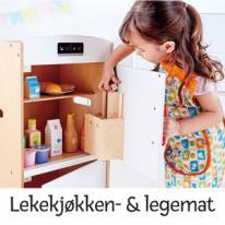 Lekekjøkken & Lekemat