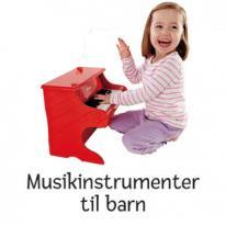 Musikkinstrumenter til barn