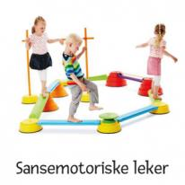 Sansemotoriske leker