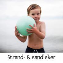 Strand- & Sandleker