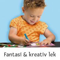 Fantasi & Kreativ Lek
