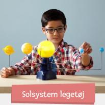 Solsystem leker