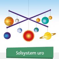 Uro med solsystemet