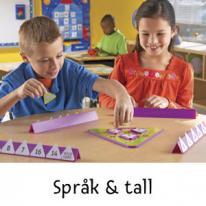 Språk & Tall