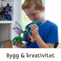 Bygg & Kreativitet