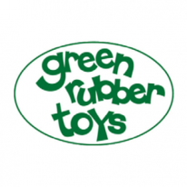 Green Rubber Toys