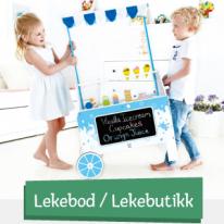 Lekebod / Lekebutikk