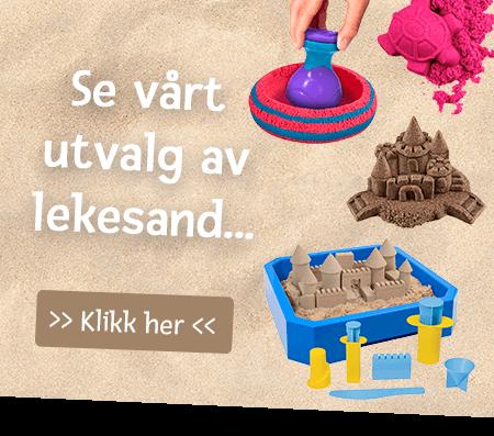 Lekesand